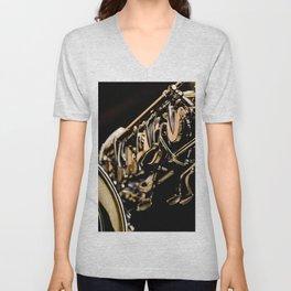 Musical Gold Unisex V-Neck