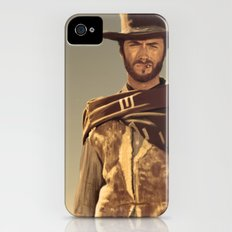 Clint Eastwood Slim Case iPhone (4, 4s)