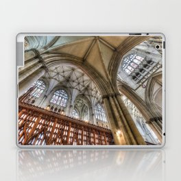 York Minster Cathedral Laptop & iPad Skin