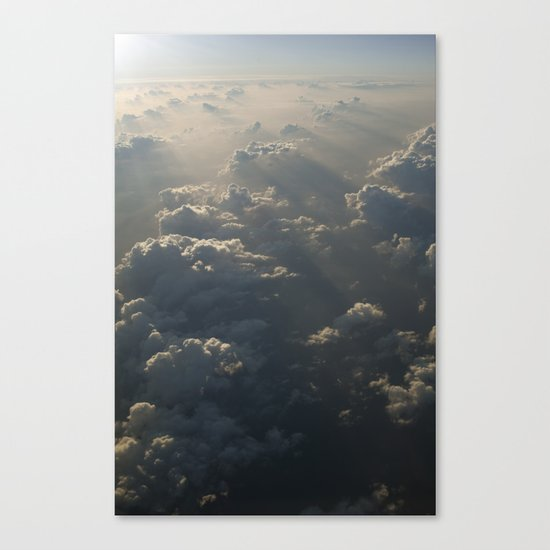 Above The Clouds No.4 Canvas Print