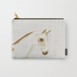 Horse with Spots Carry-All Pouch