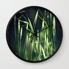 nature # #### ### Wall Clock