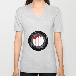 Barrel Blood Unisex V-Neck