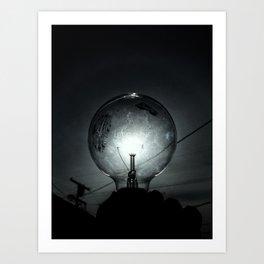 Let it Shine Art Print