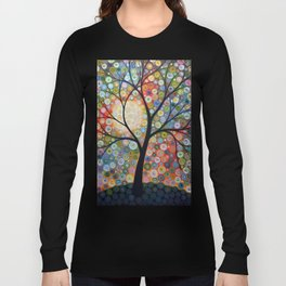 Waiting For the Moon Long Sleeve T-shirt