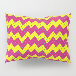 Loopy Zigzags Pillow Sham