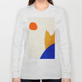 Abstract Art 33 Long Sleeve T-shirt