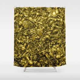 King's Ransom Shower Curtain