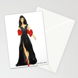 Fancy Holiday Stationery Cards