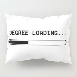 Degree Loading - Black Pillow Sham