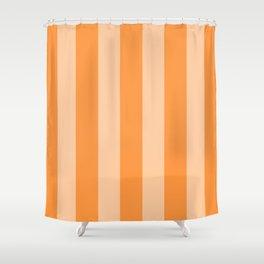 Sherbet Stripes Shower Curtain