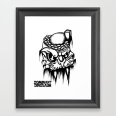 Catatomic Framed Art Print