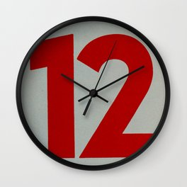 It's just Lucky to me. Wall Clock