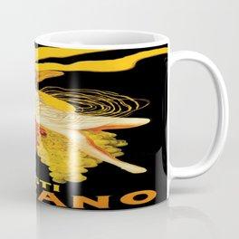Vintage poster - Asti Cinzano Coffee Mug