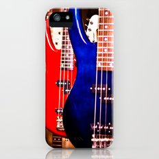 Guitars Slim Case iPhone (5, 5s)
