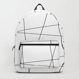 minimalistic chaos Backpack