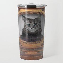 hussard cat Travel Mug