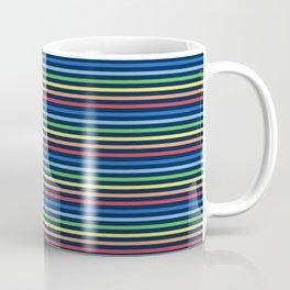 Vintage T-shirt No6 Coffee Mug