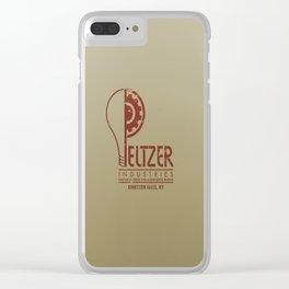 GREMLINS - Peltzer Industries Clear iPhone Case