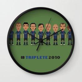 Internazionale 2010 Wall Clock