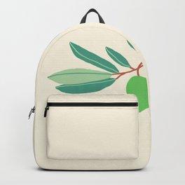Green Olive Backpack