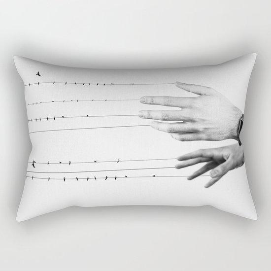 Bound to you Rectangular Pillow
