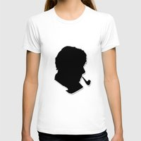 sherlock holmes T-shirts featuring Sherlock Holmes by thescudders