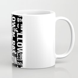 TYPE MAN Coffee Mug