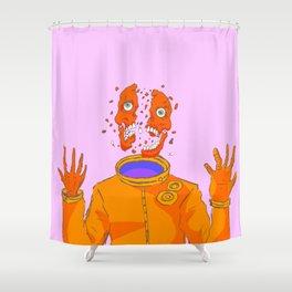 Headsplitter Shower Curtain