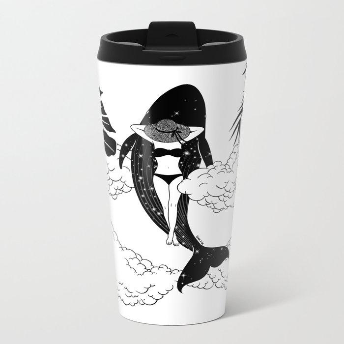 Wild & Free Metal Travel Mug