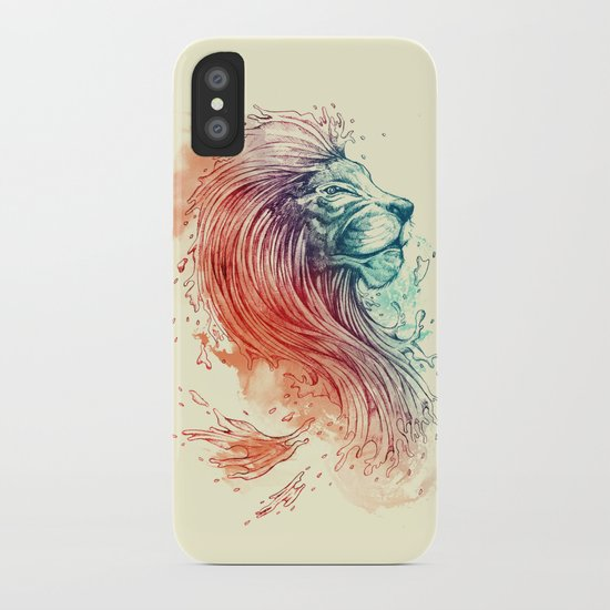 Sea Lion iPhone Case