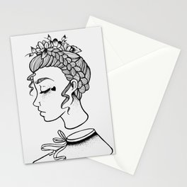 I have seen all, I have heard all, I have forgotten all Stationery Cards