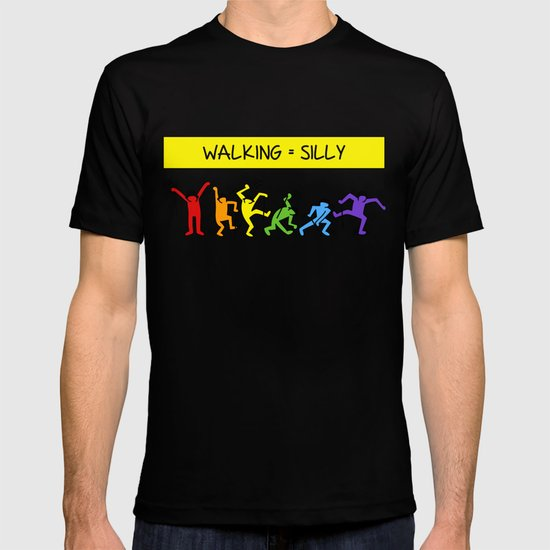 Pop Shop Silly Walks T-shirt