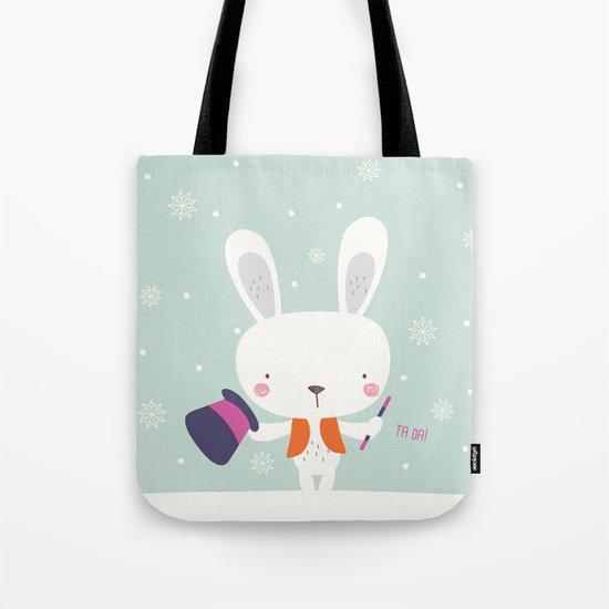 MAGIC BUNNY Tote Bag