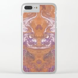Witch Doctor Clear iPhone Case