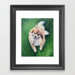 Bubba Framed Art Print