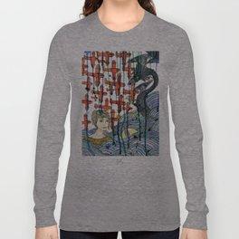 Sea Monster Long Sleeve T-shirt
