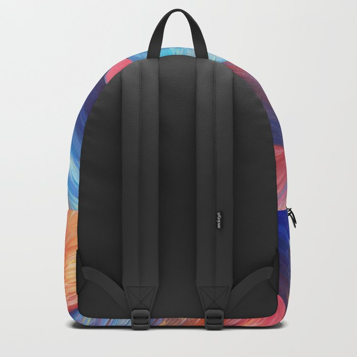 Flowers are Love Backpack