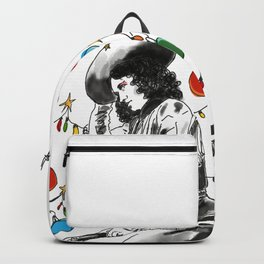 Deck The Hall Annie! Backpack