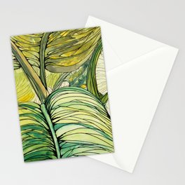 House Plant Stationery Cards