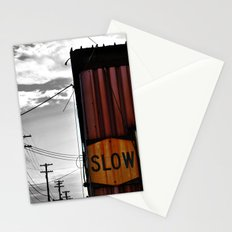 Slow Your Roll Stationery Cards