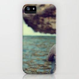 Lula Lake Contemplation iPhone Case