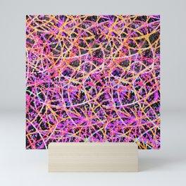 Informel Art Abstract G74 Mini Art Print
