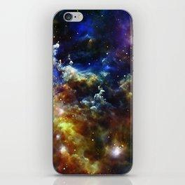 Cradle of Stars iPhone Skin