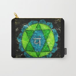 Anahata, Anahata-puri or padma-sundara Carry-All Pouch