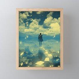 Nomad Framed Mini Art Print