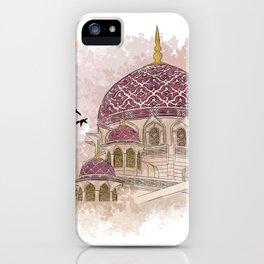 Putra Mosque  iPhone Case