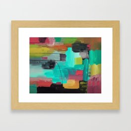 Abstract 78 Framed Art Print