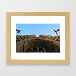 Penobscot Framed Art Print