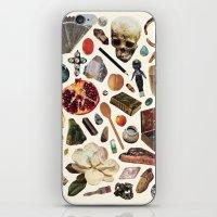 ARTIFACTS iPhone & iPod Skin